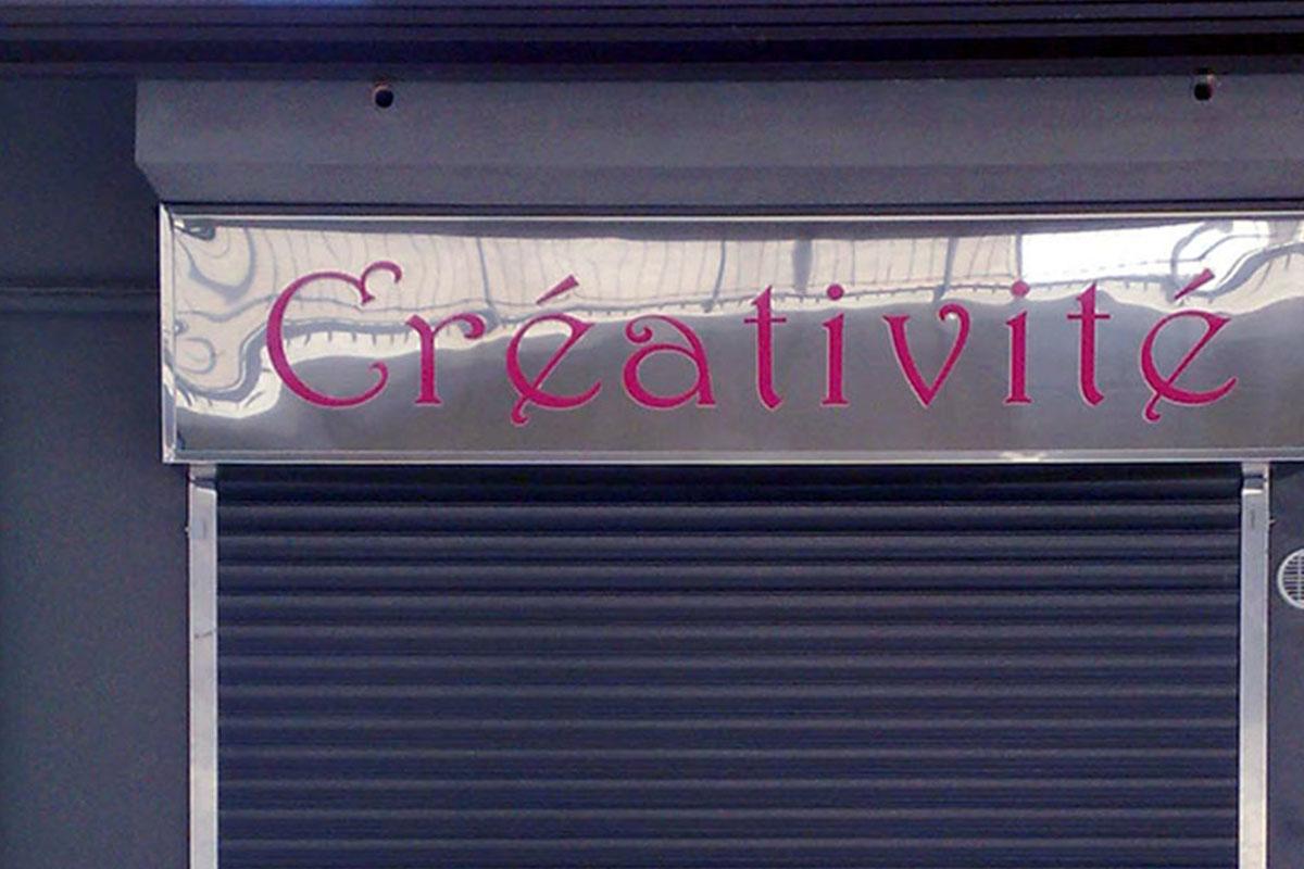 Commerciale Creativitè - Stazione Architettura