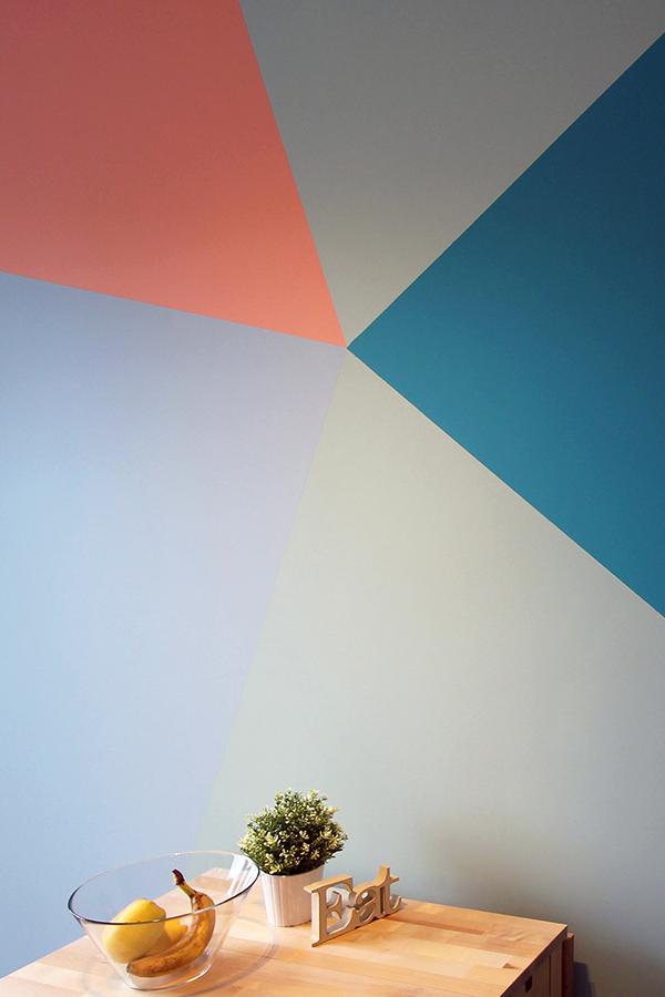 Stazione Architettura - Color Block